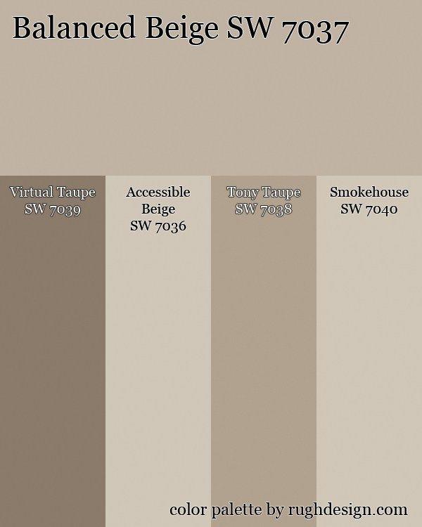 Balanced Beige Monochromatic Palette Jpg 600 750