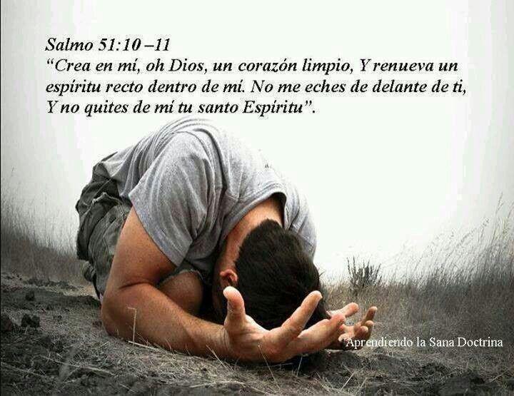 Salmo 51:10-11