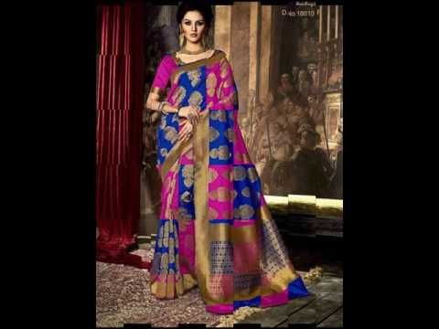 Buy gorgeous women indian designer Sarees Online