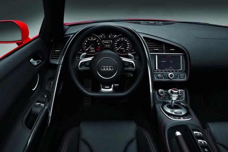 2013 Audi R8. iWish