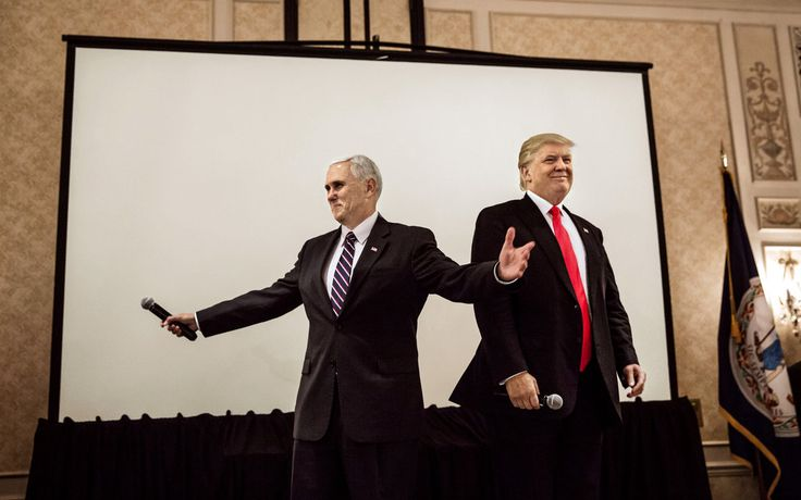 Mike Pence Should Get Donald Trump to Withdraw | Governor Pence should either persuade his embattled running mate to exit the race or step aside himself.