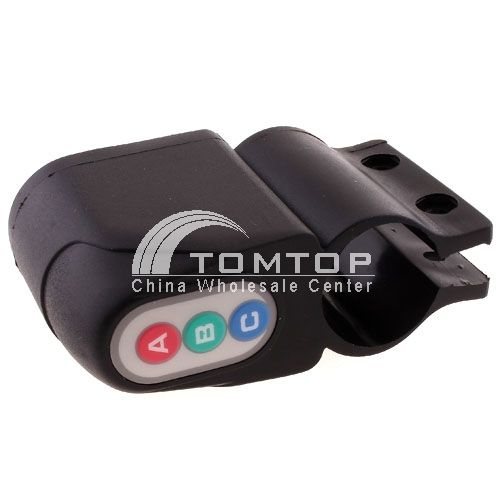 Motorbike Alarm Security Bicycle Steal Lock Moped Bike