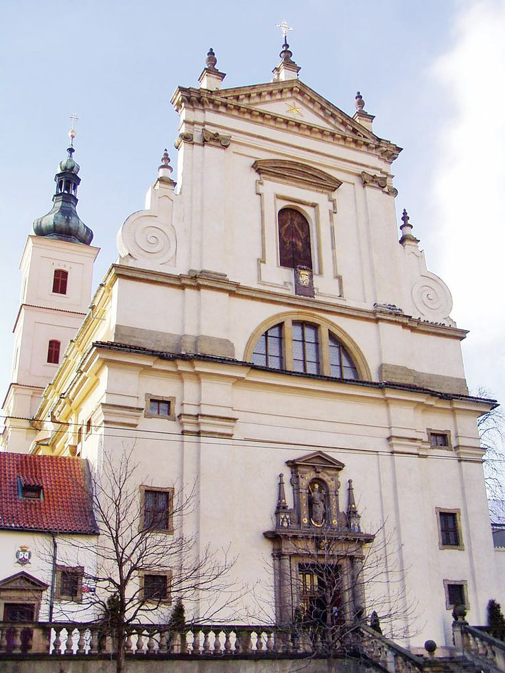 """Church of Our Lady Victorious aka Kostel Panny Marie Vítězné in Malá Strana, the """"Lesser Quarter"""" of Prague is a church governed and administered by the Discalced Carmelites, and home of the famous Child Jesus statue called the Infant Jesus of Prague"""