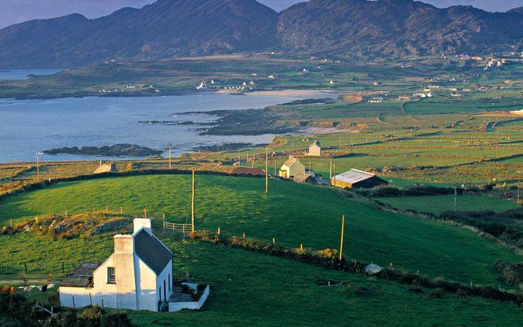 How to Win a Free Trip to Ireland (and Pull Off an Impressive Irish Goodbye) http://www.travelandleisure.com/holiday-travel/orbitz-free-trip-ireland-irish-goodbye