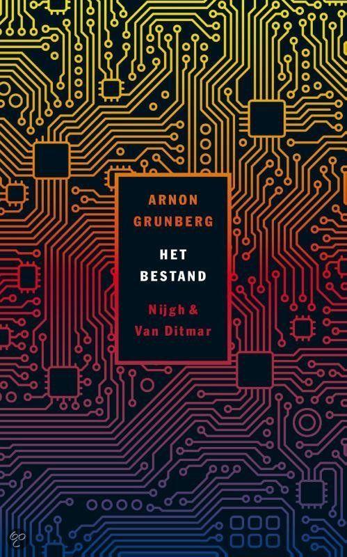 bol.com | Het bestand, Arnon Grunberg | 9789038899886 | Boeken