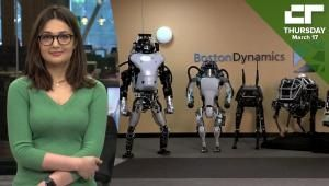 Google to Sell Boston Dynamics   Crunch Report