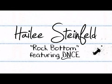 """Rock Bottom ft. DNCE (Official Lyric) Song taken from the HAIZ EP Download Today! http://republicrec.co/HAIZEP Stream/Share """"Rock Bottom"""" ft. DNCE from HAIZ ..."""