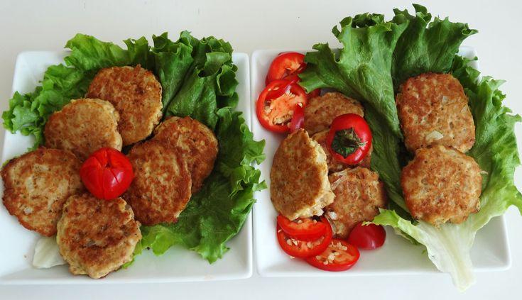 Tuna pancakes (Chamchijeon) recipe - Maangchi.com
