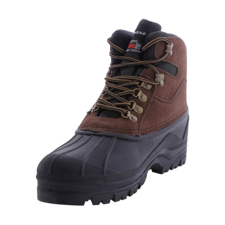 Parrazo - Men's Snow Boots - Brown