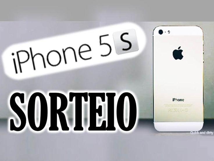 SORTEIO - iPhone 5s Prata ★ Vivi Martins & Pamella Rocha ★