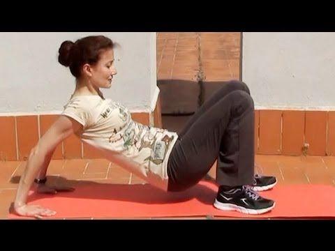 ELIMINA LA FLACIDEZ DE BRAZOS Y HOMBROS-Rutina de Yoga - YouTube