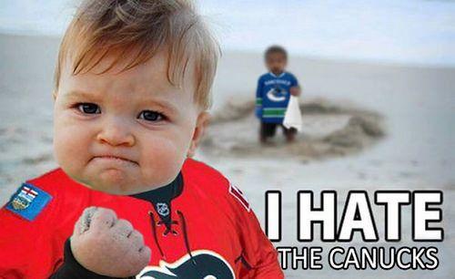 Calgary vs Vancouver