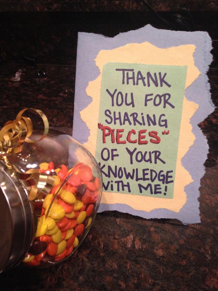 student nurse mentor gifts relationship