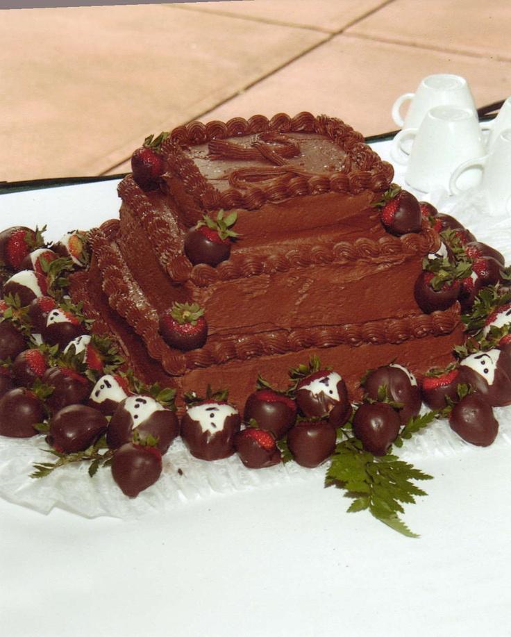 Easy Grooms Cake Ideas