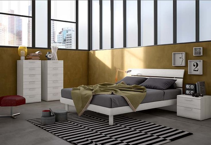 1000 Idee Su Camera Da Letto In Rovere Su Pinterest