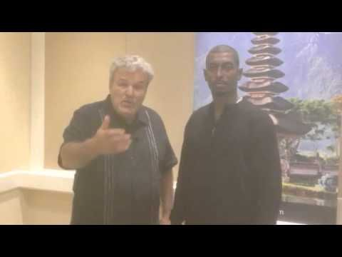 Chad and Don Burnham
