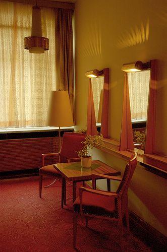 Garderobe, Stasi Headquarters