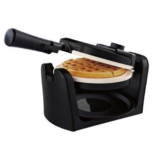 Oster CKSTWFBF10W-ECO Dura Ceramic Flip Waffle Maker White