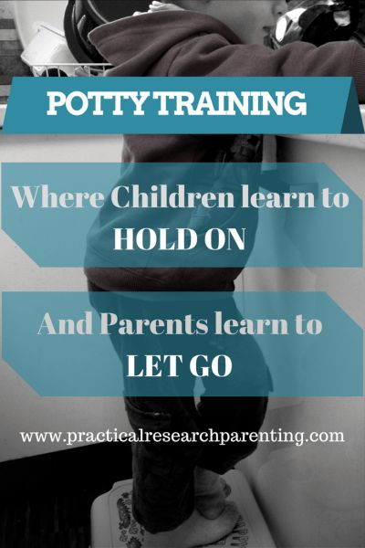 Potty training tips and tools from experience - Practical Research - Parenting