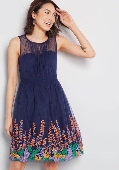 8801da325d Elegant Glow Sleeveless Dress in 2019