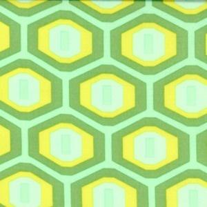 Amy Butler - Midwest Modern 1 and 2 - Honeycomb in GreenNurseries Fabrics, Fabulous Fabrics, Bg Fabrics, Fabrics Collection