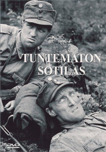 Tuntematon Sotilas, the Unknown Soldier movie in 1955 / 1985