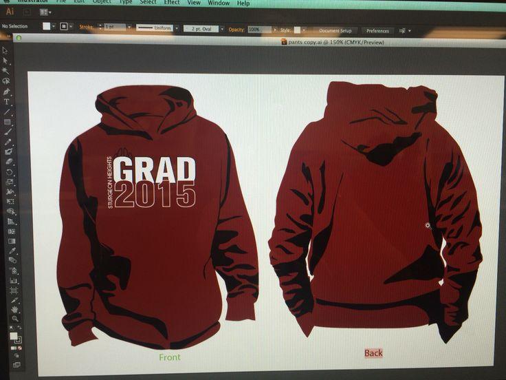 Grad wear designs