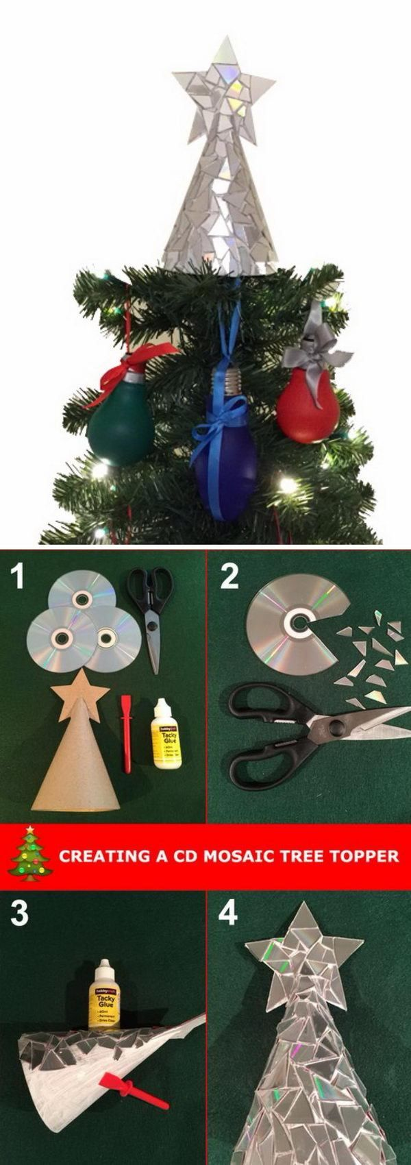 Awesome Diy Christmas Tree Topper Ideas Tutorials Check More At Https Wikilate Diy Christmas Tree Topper Diy Christmas Angel Tree Topper Diy Christmas Tree