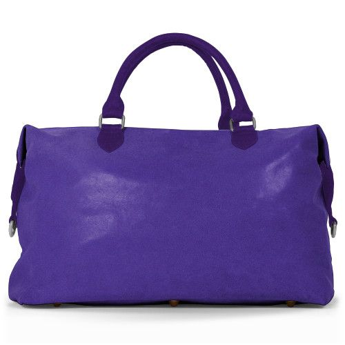 Custom Two Tone Tote by Sterling & Hyde - Design your own with #emblzn
