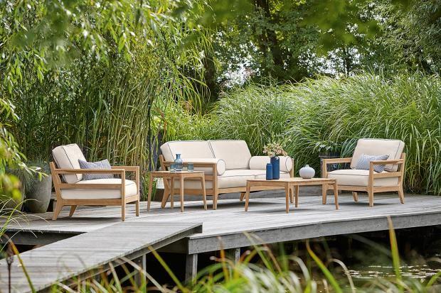 Outdoor Sofa Newhaven Von Garpa Bild 24 Gartengestaltung