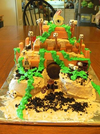 lego indiana jones cake | Indiana Jones birthday cake #indianajones #birthdaycake | cake