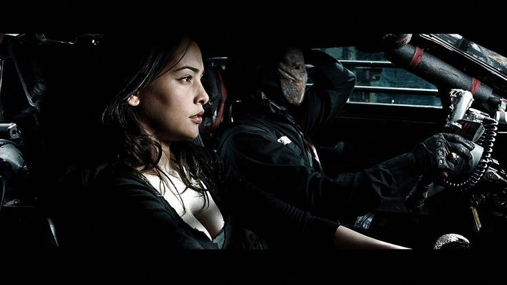 Death Race - Case (Natalie Martinez)