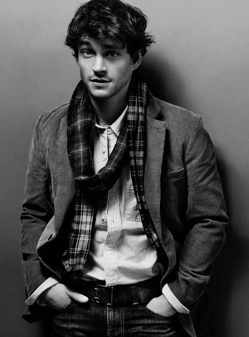 Hugh Dancy - brought back to my attention through the amazing series 'Hannibal'