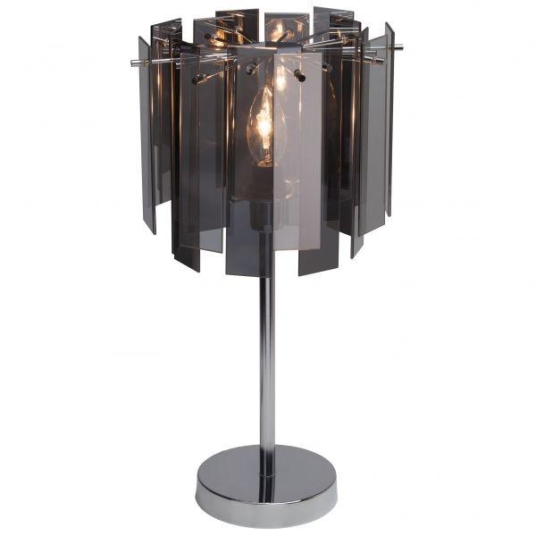 ALANIS Brilliant - stolná lampa - kov+sklo - 440mm