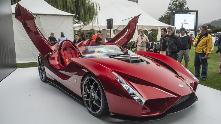 The Ferrari Enzo's designer isn't worried about the future of supercars…