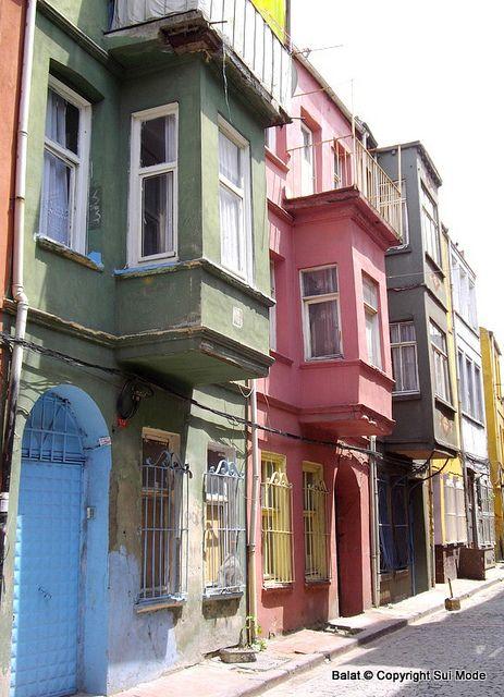 Balat Sokakları #istanbul #Turkey