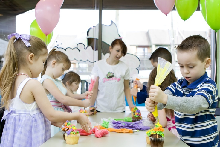Having a blast hosting a Cupcake Decorating Party at Frosting Cupcakery. Great for all ages and all occasions. (Birthdays, Stagettes, Baby Showers, even Family or Business Events)