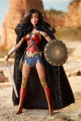 Barbie® Wonder Woman™ Doll | The Barbie Collection
