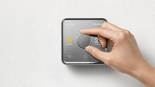 Hive 2 - Active Heating Smart Thermostat: Create schedules and turn your heating on/off remotely from your mobile, tablet or laptop  #smartthermostat #smarthome #smartdevices