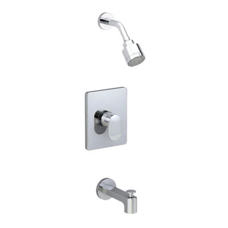 american standard moments t506502 tub and shower faucet set