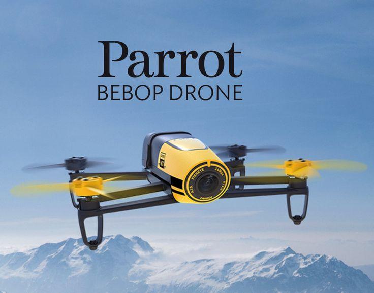 Un Drone avec caméra !
