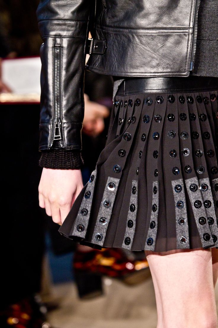 Belstaff skirt, it will be great!! Soon in store :)