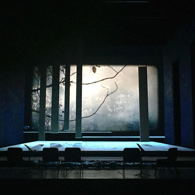 The stage during the rehearsal of The Magic Flute. I had such a wonderful time working for the Fondazione Arena di Verona! Such a pity I didn't have a blog at the time to tell you all about it. ablissfulmind.com COMING SOON #tbt #theatre #verona #beautiful #blissful