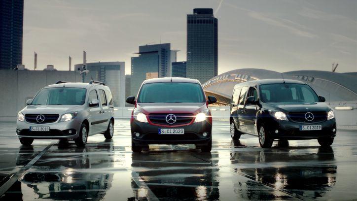 Nueva Citan de #MercedesBenz