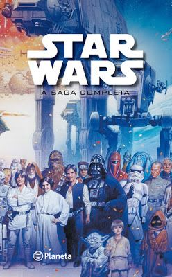BD Portugal: Star Wars - A Saga Completa