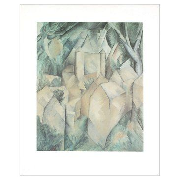 Check out this item at One Kings Lane! Georges Braque, La Roche Guyon, 1987