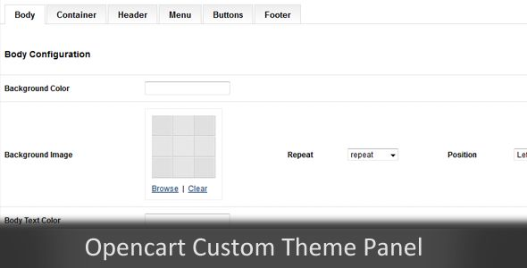 awesome Download Custom Themes Panel Opencart Module Check more at http://www.progiftcode.com/download-custom-themes-panel-opencart-module/