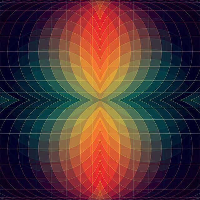 arte geométrica de Andy Gilmore