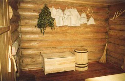 Русская баня на дровах | По-белому и по-черному | История и традиции