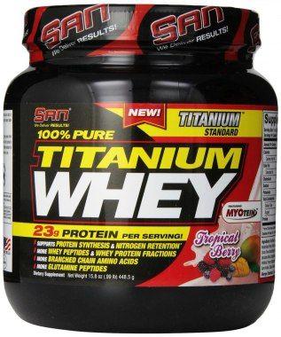 #do4a #протеин SAN Titanium Whey - это качественный высокоочищенный сывороточный протеин. Titanium Whey во многом копирует полюбившийся многим атлетам Platinum Whey. Отличие состоит во вкусовой линейке, которая стала еще вкуснее и ярче. Titanium Whey содержит в сос